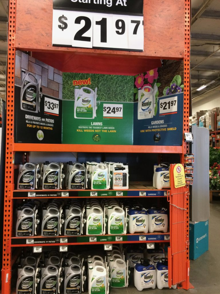 Should Garden Stores Sell Monsanto's Roundup? - 5thBranch
